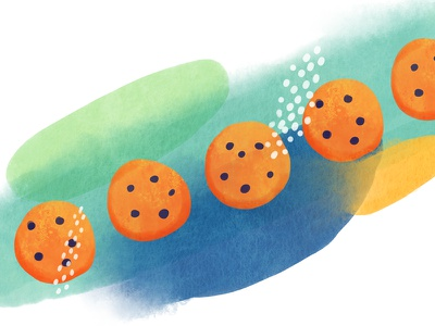 Cookies - Axeptio watercolor gdpr cookies