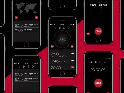 KLOKI APP usability ui ux apps front-end design ui-ux app