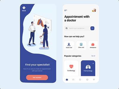 Medi-mobile App