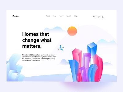 Real Estate App ux design ui design app design dribbble behance branding logo motion graphics graphic design 3d animation