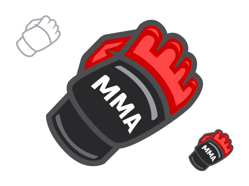 Espn icon mma dribbble 001