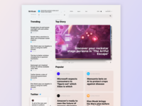 Fluent Design - News