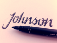 Johnson Inked