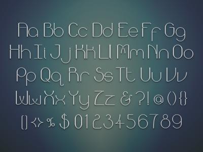 Old Unused Font