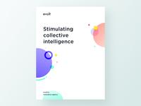 Evolt rebrand - Cover book