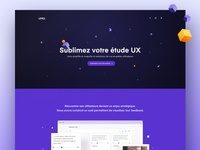 UMO - Homepage