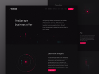 TheGarage - Business page
