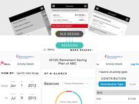 TRS Mobile Website Design (RWD)