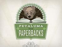 Petaluma Paperbacks Logo
