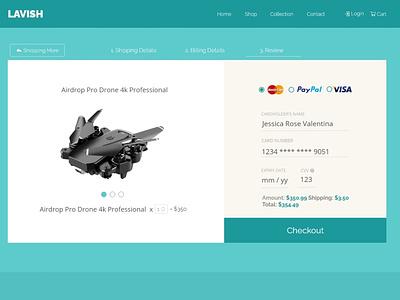 Daily UI - Credit Card checkout Page Design graphics design ux design we design ux ui brochure flyers web development uiux ui design shajib222 daily ui