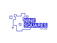 9 Squares Logo