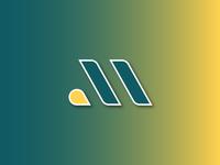 Almaak Logo Design