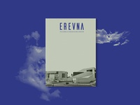 Erevna Cover Design