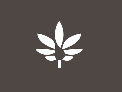 cannabis + drop simple negative space double meaning concept products oil cbd cannabis leaf leaf cannabis logo cannabis