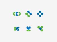 K + pills logo