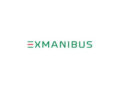 Exmanibus oven exmanibus design identity visual branding logo symbol green textil
