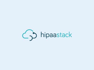Hipaa Stack software platform healthcare doctor cloud rueda claudia caceres diego design oven logo