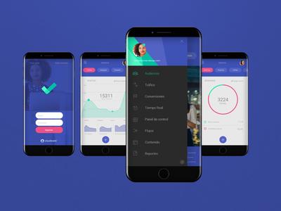Cloudware - app design