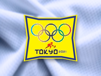 Tokyo Olympics 2021 - Equestrian Badge logo branding badge vector illustration design