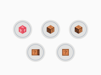 Supply Crates supply crate icon box mystery box