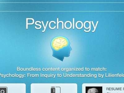 Table of Contents boundless psychology textbooks ios 7 blue yellow table of contents