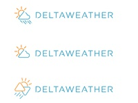 DELTAWEATHER logo