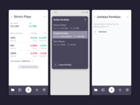 Jitterbug • Super-simple stock tracking app