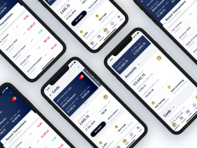 Emirates NBD • Bank App Redesign