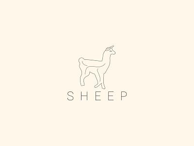 SHEEP LOGO professional logo creative logo minimalist logo minimal logo logo design branding logo design logo brand logo business logo animal logos animale logos animal drawing animal art animal logo design animal logo