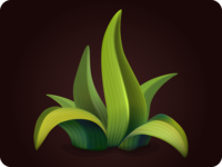 Grass icon game