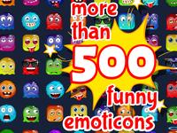 Cartoon Funny Stickers