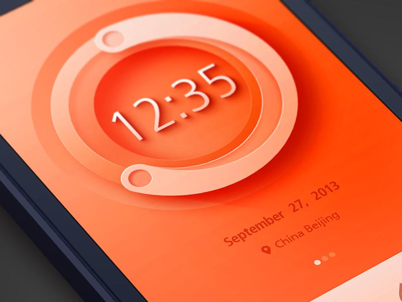 Timer timer time clock app iphone ios