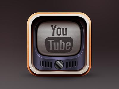Youtube Icon icon sanadas
