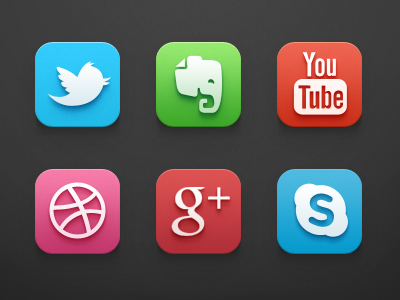 IOS icon icon sanadas ui