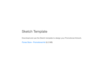 iTunesStore-PromotionalArt sketch by christiandorian on Dribbble