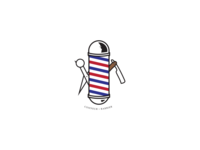 Barber/Hairdresser logo