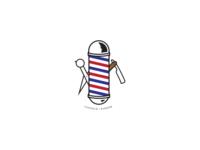 Barber/Hairdresser logo