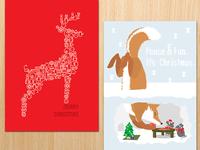 Christmas cards