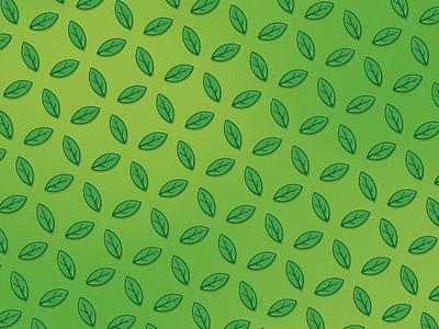 Leaf Pattern graphic design nature fade noise folha green designgraphic icon vector digital art illustration illustrator padrão pattern leaf