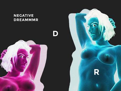 NGTV design nudeart nude photo film negative