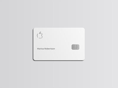 Apple Card Freebie card apple downlaod file sketch freebie free