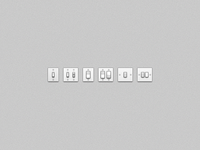 Light Switches (PSD)