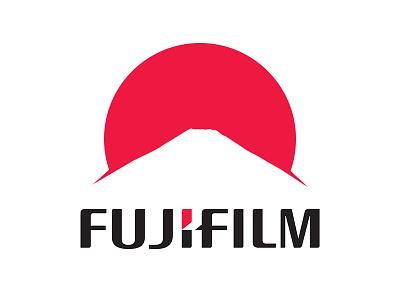 Fujifilm fuji fujifilm brand