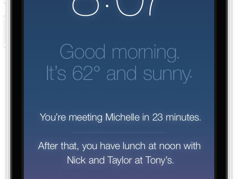 Lock Screen lock screen ios notification iphone