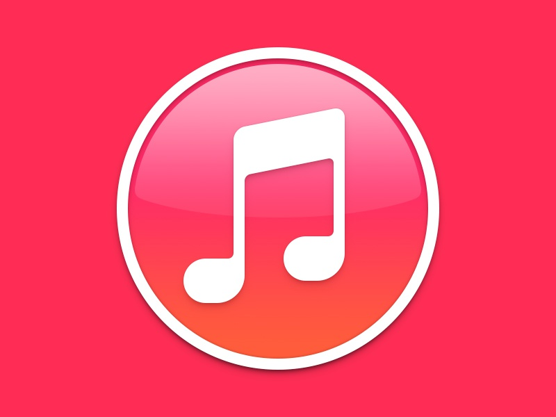 Music / iTunes Icon ios7 music itunes ios mac osx app icon