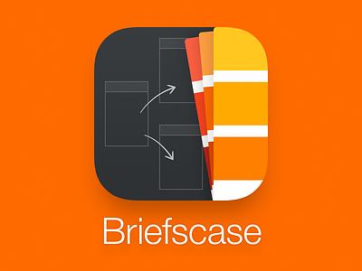Briefscase App Icon briefs briefscase app icon ios ios7