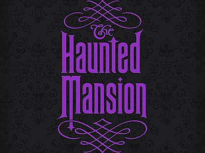 The Haunted Mansion haunted mansion disneyland disney