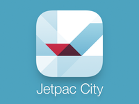 Jetpac City Guides Icon