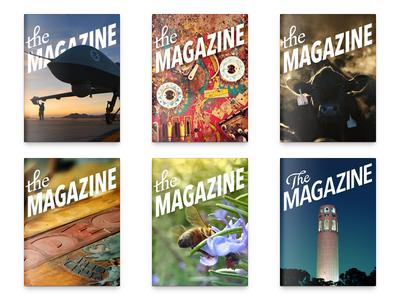 The Magazine Cover Art [Rebound]