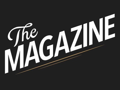 The Magazine Logotype [Rebound]